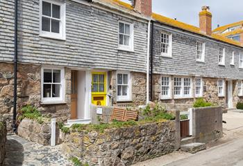 Polly's Cottage in Porthmeor