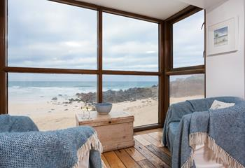1 Seawall Court in Porthmeor