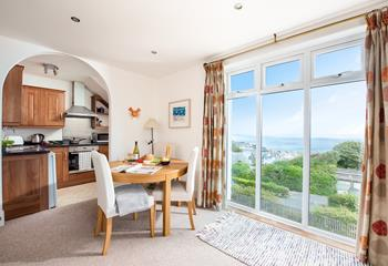 Godrevy View, Trelissick Court in Porthminster