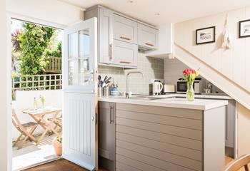 2 Academy Cottage in St Ives Town