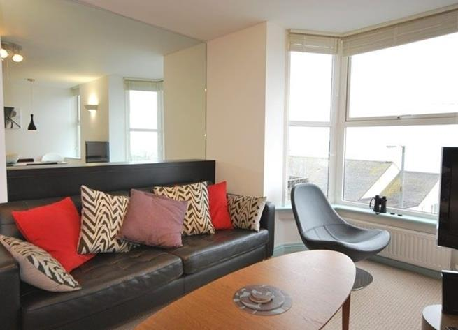 Comfy seating to make the most of the amazing views!