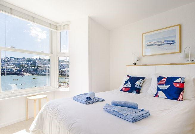 Wake up to the most incredible views from the foot of your bed