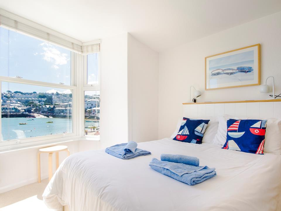 Wake up to the most incredible views from the foot of your bed.