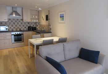 6 Lower Talland Apartments in Porthminster