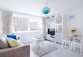 22 St Nicholas Court, Rooftops in Porthmeor