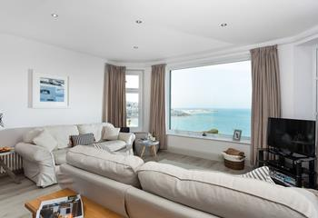 Pentowan Court, Flat One in Carbis Bay