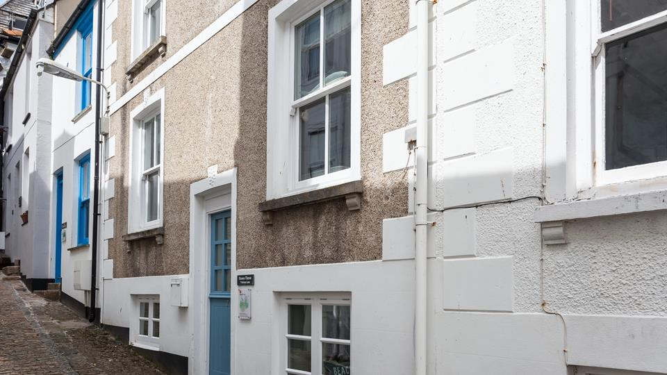 Make the most of the properties location to explore St Ives with ease.