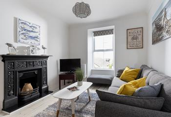 2 Trenwith Terrace in St Ives Town