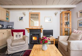 April Cottage in Mousehole
