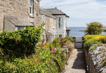 Coastguard Cottage in Mousehole