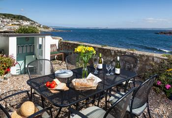 St Clements Cottage in Mousehole