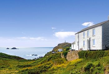 Cove Cottage in Cape Cornwall
