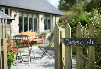 Smithy's Stable in Rural St Ives