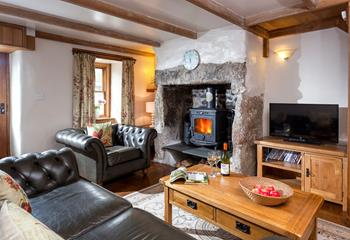 Tean Cottage in St Buryan