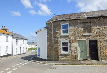 Pogle's Cottage in Penzance