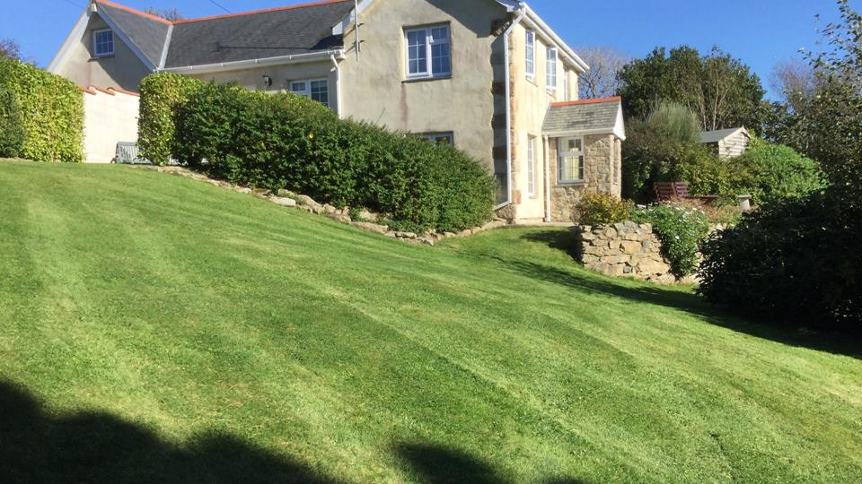 The Haven is a lovely cottage nestled in its own substantial garden.