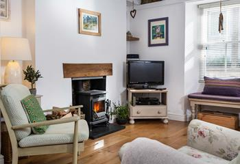 Coachman's Cottage, Sleeps 4, Marazion.