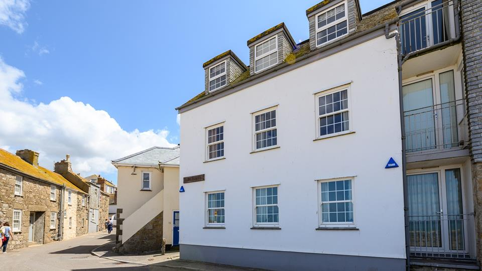 St Ives is bursting with character and you're only a short stroll along the cobbled Digey away from the heart of town.
