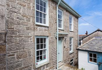Spend family days out exploring the winding streets of Mousehole.