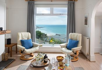 Bay Hill Cottage in Porthminster