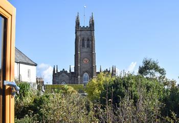 Church View, Sleeps 3 + cot, Penzance.