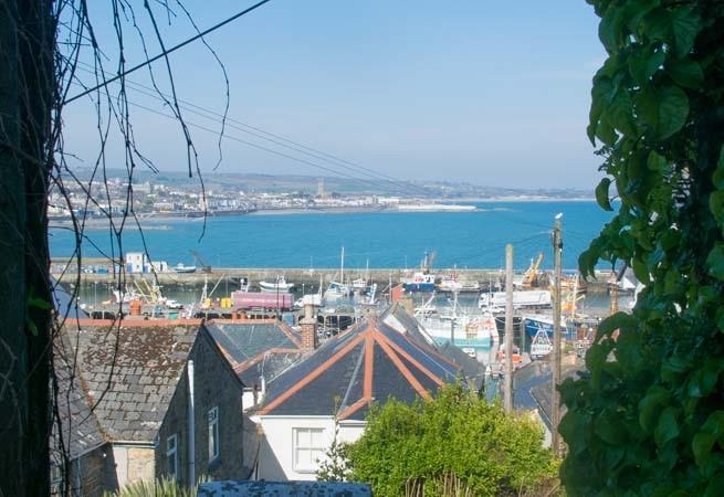 View of Newlyn.