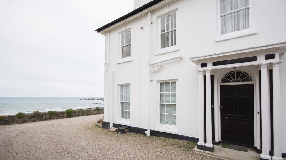 Mithlond is the first floor apartment in this grade ll listed building.