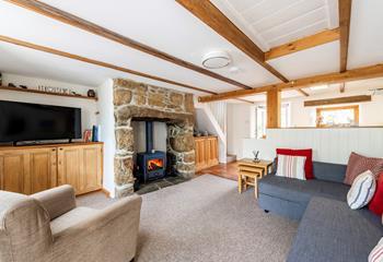 Penrose Cottage, 3, Mousehole.