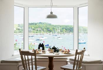 Sea View Cottage in Falmouth