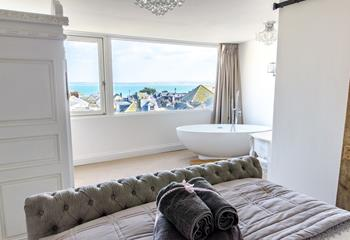 Lobster Retreat in St Ives Town