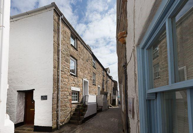 Traditional St Ives cottage.