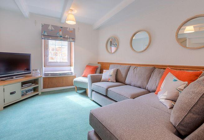 Comfortable first floor sitting room.