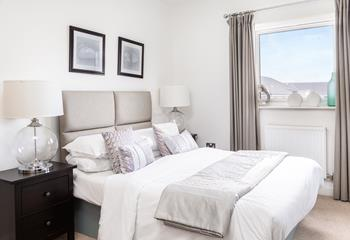 Sea Snug, Sleeps 4 + cot, Newquay.