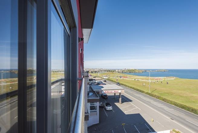 Views from Juliet balcony.