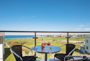 Newquay Beach Penthouse in Newquay