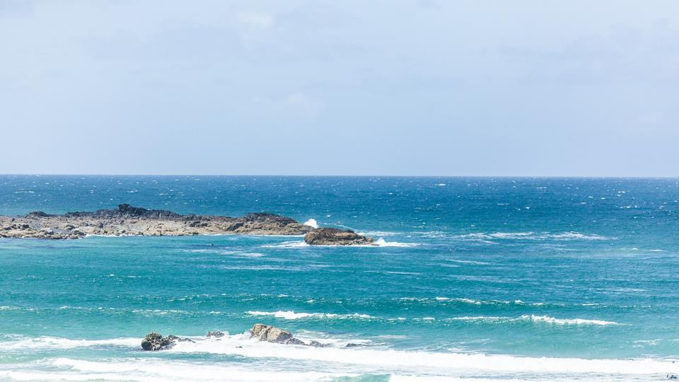 Head down to the beach to enjoy St Ives legendary turquoise blue seas!