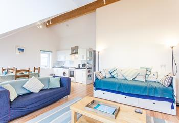 Rough Seas Loft in Porthmeor