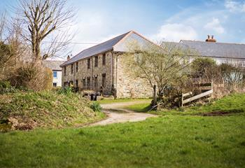 Goonown Barn - Lueghty in St Agnes