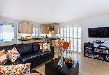 6 Trevail Apartments in Porthminster