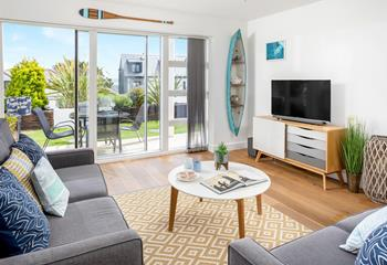 2 Salt Apartments in Porthminster