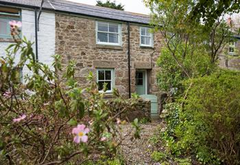 Brambly Hedge Cottage in Mousehole