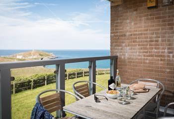 9 Headland Point in Newquay