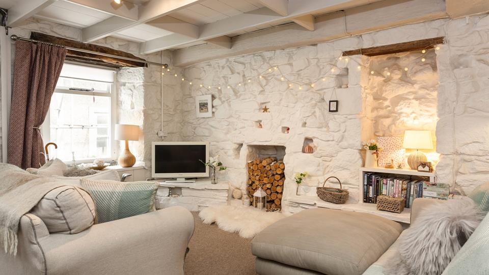 Soft furnishings, neutral tones and ambient lighting offer a relaxing atmosphere.
