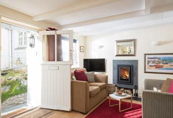 Castle Cottage, Sleeps 4, Port Isaac.