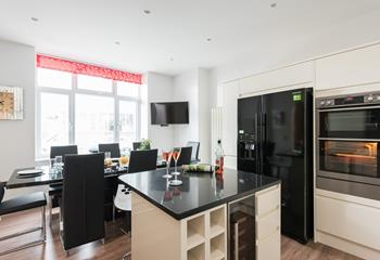 The Elms - Apartment 3 in St Ives Town