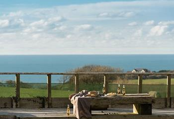 3 Swelle Cottages in North Cornwall