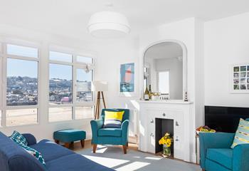 Sunnyside Apartment 4, Sleeps 4 + cot, The Wharf.