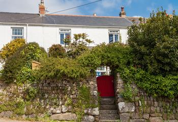 The Old Post Office in Mousehole