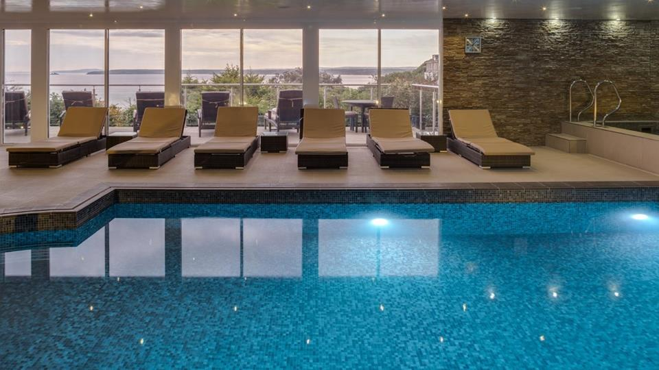 Take a relaxing swim in the Harbour Hotel and Spa pool, membership for two is included whilst you stay.