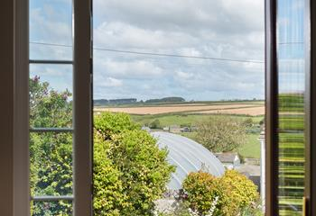 With rural views from the living area, Ruskin offers a great location for exploring further afield.